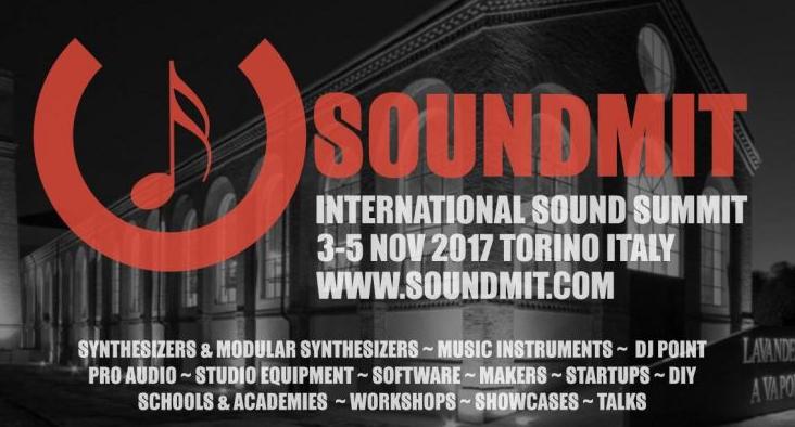 Torino, Italy - SOUNDMIT International Sound Summit @ TBA