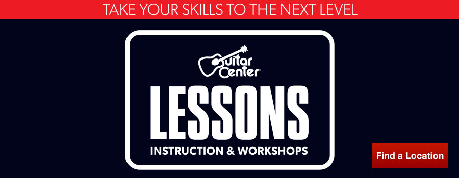 Guitar Center - Lessons & Workshops
