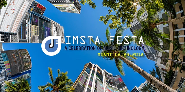 IMSTA Fiesta 2018 [Worldwide]