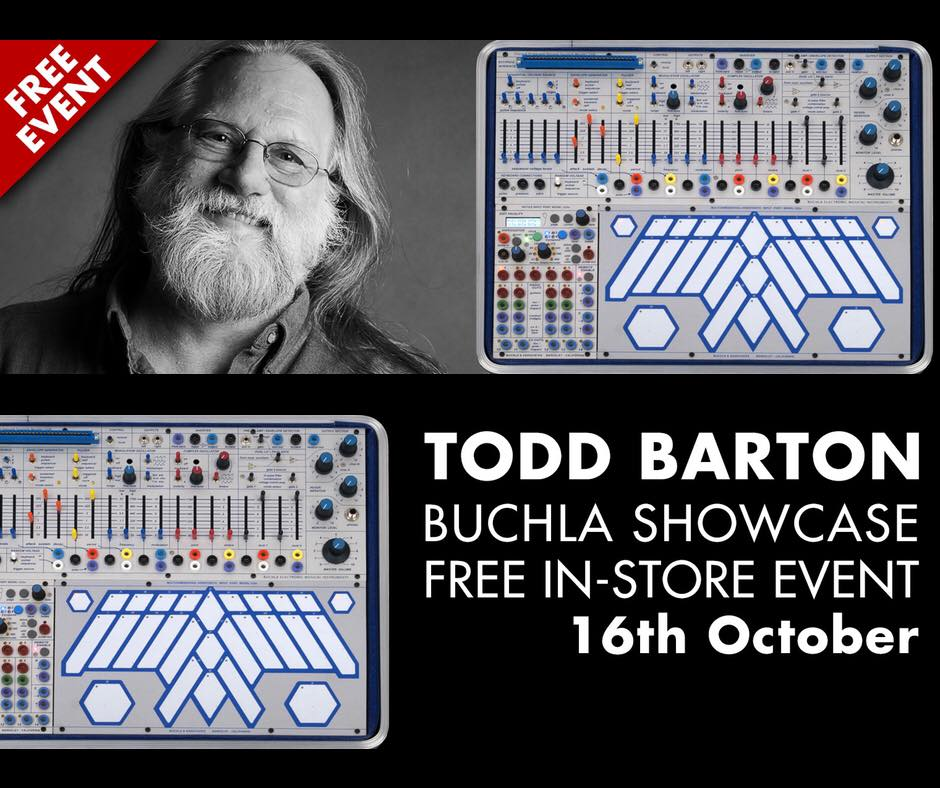 Buchla Showcase @ KMR