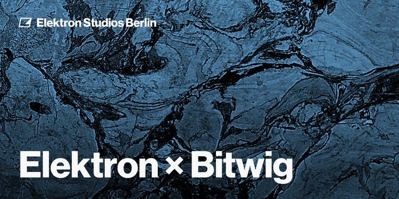 Elektron x Bitwig