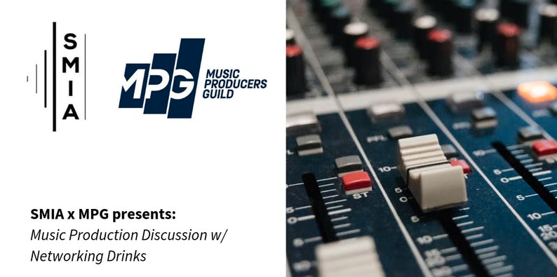 SMIA x MPG presents: Music Production Discussion