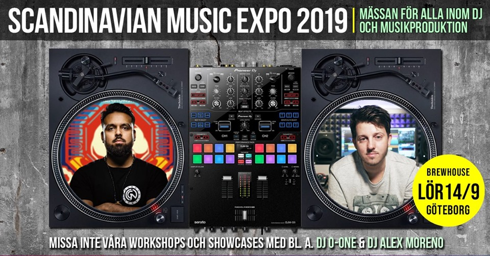 Scandinavian Music Expo 2019