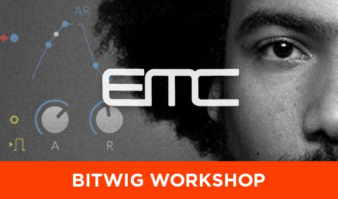 EMC New York Bitwig Studio 3 Workshop