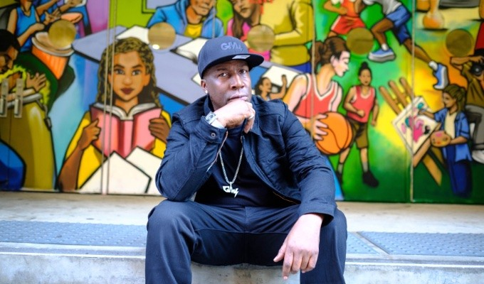 Hip-Hop Icon Grandmaster Flash to Give AES New York Opening-Day Keynote Address