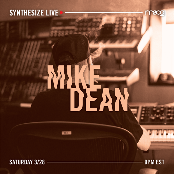 """Musicians Come Together for Moog Music's """"Synthesize Live"""""""
