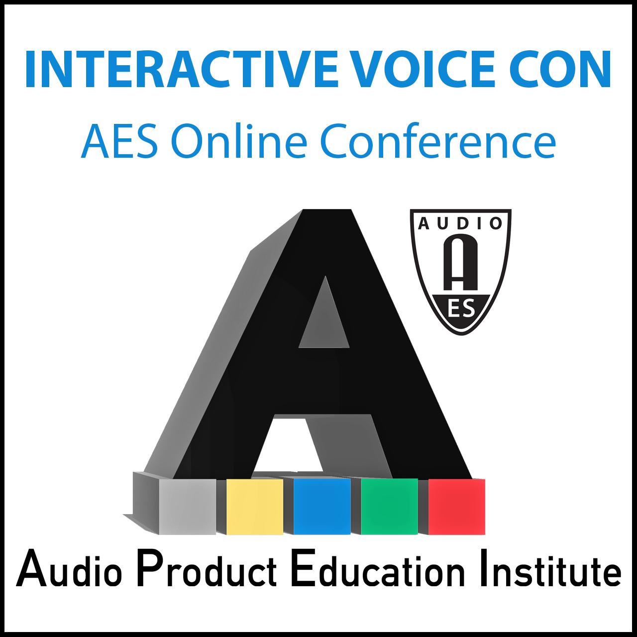 AES: Interactive Voice Con