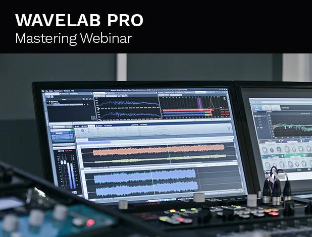 WaveLab Pro webinar