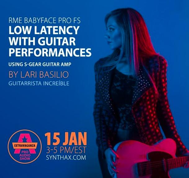 RME Extravaganza LiveStream