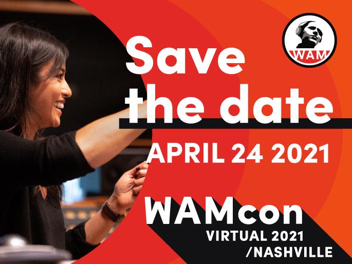 WAMCon Virtual Nashville