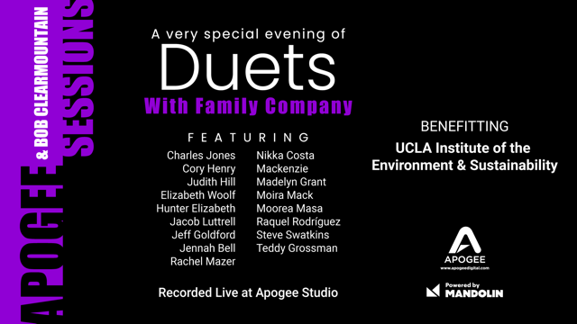 Apogee Evening of Duets